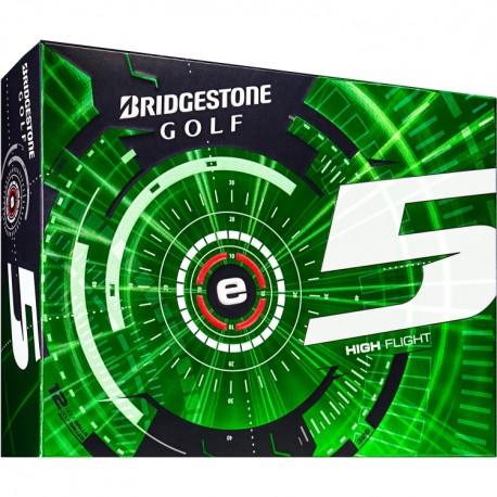 Bridgestone e5 Logo Golf Balls