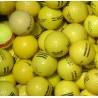 Factory Mix Range Balls Mix Stripes UR 18 - Yellow Black Stripe