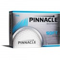 Pinnacle Soft Logo Golf Balls 12 Pack
