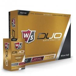 Wilson Staff Duo Urethane Logo Golf Balls