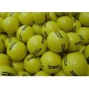 New Wilson Premium Range Balls 2-PC Yellow