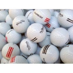 Factory Mix Used Range Balls Mixed Stripes UR 27