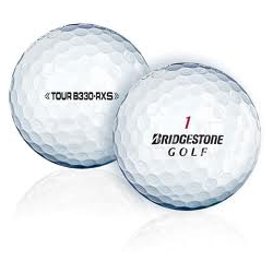 Bridgestone Tour Used B330 RXS Top Grade
