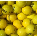 Factory Mix Yellow Range Balls Black Stripes UR 27