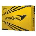 Callaway  Warbird Yellow Logo Golf Balls