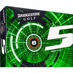 Bridgestone e5 High Flight Logo Golf Balls