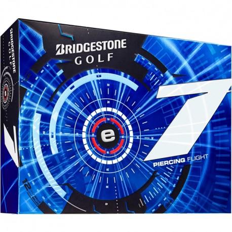 New Bridgestone e7 Piercing Flight Logo Golf Balls