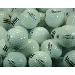 Pinnacle Used Range Ball UR 25 Black Stripe