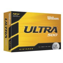 Wilson Ultra 500 Logo Golf Balls