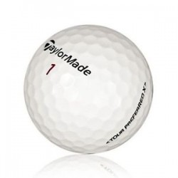 Taylormade Tour Preferred X Used Golf Balls A Grade