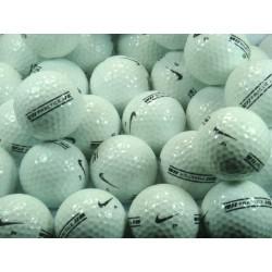 Nike Range Balls UR 23 - White Black Stripe