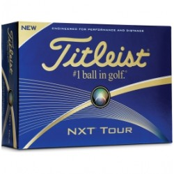 Titleist NXT Tour Personalized Golf Balls