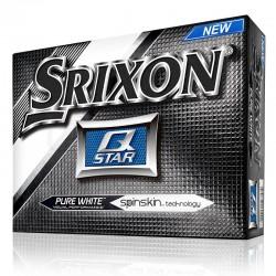 Srixon Q Star Logo Golf Balls