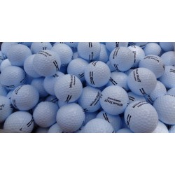 New Wilson Premium Range Balls 2-PC White