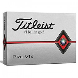 Titleist Pro V1x Logo Golf Balls
