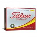 Titleist DT TruSoft Yellow Logo Golf Balls