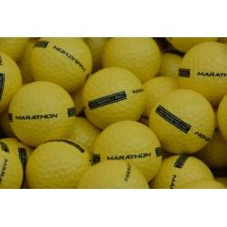 New Marathon Srixon Range Balls 2-PC Yellow