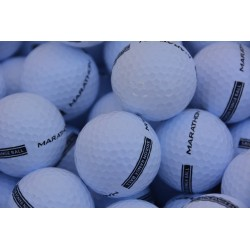 New  Marathon Srixon Floater Range Ball White