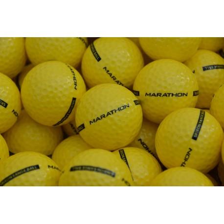 New Marathon Srixon Range Balls 1-PC Yellow