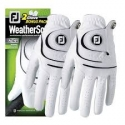 FootJoy WeatherSof Mens Glove Two Pack
