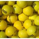 Factory Mix Yellow Range Balls Black Stripes UR 27