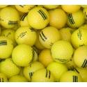 Factory Mix Range Balls Mix Stripes UR 23 - Yellow Black Stripe